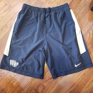 Wake Forest University Nike Pro Athletic Shorts